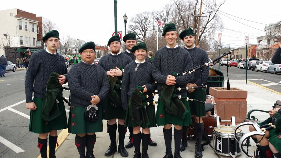 Kearny Saint Patrick's Day Parade