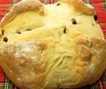 Irish Cranberry Soda Bread