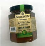 Mileeven marmalade & Irish whiskey