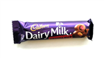 Cadbury fruit & nut chocolate bar 45g