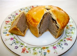 British pork pie