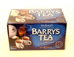Irish Barry's Decaf tea